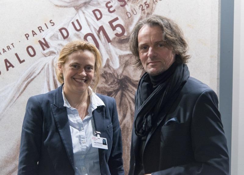 Hélène Mouradian et Eric Le Goff