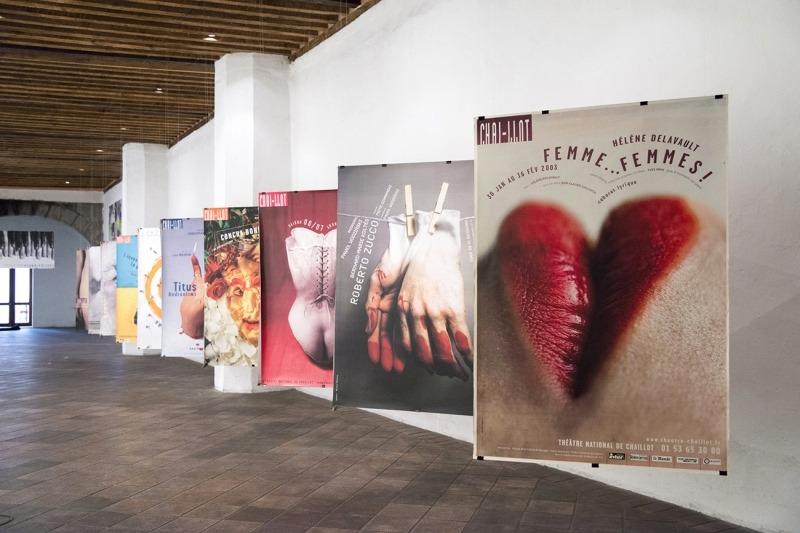 Exposition de Michal Batory Puebla, Mexique