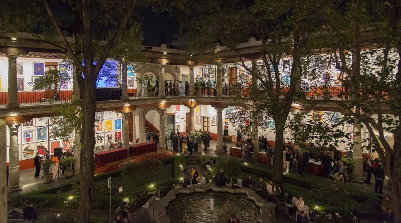 Biennale Internationale de l'Affiche Musée Franz Mayer, Mexico City