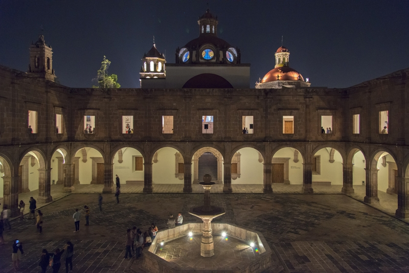 Morelia, Mexique