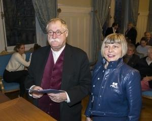 Sophie Sainrapt et Pascal Aubier