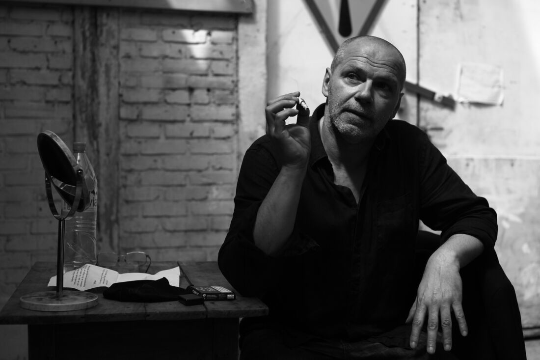 Richard Laillier, photo ©Vladimir Vatsev