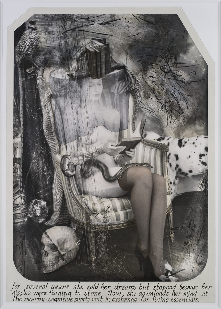 Joël Peter Witkin, The Paris Triad the Reader