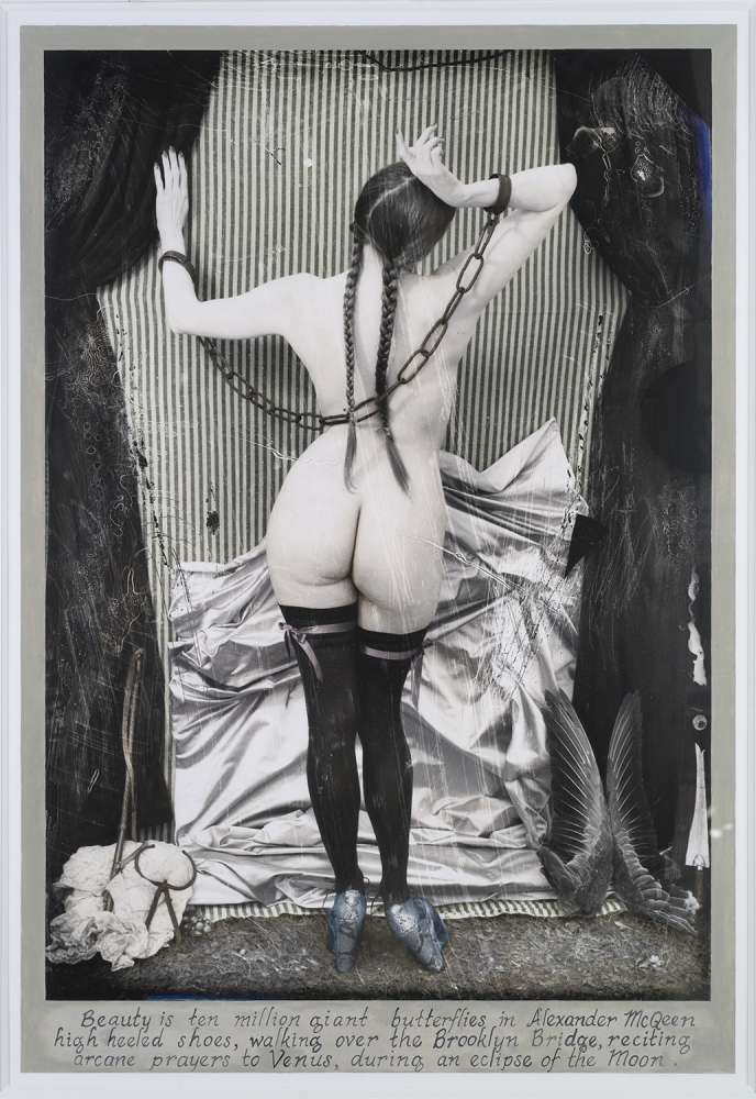 Joël Peter Witkin, The Paris Triad Venus in chains