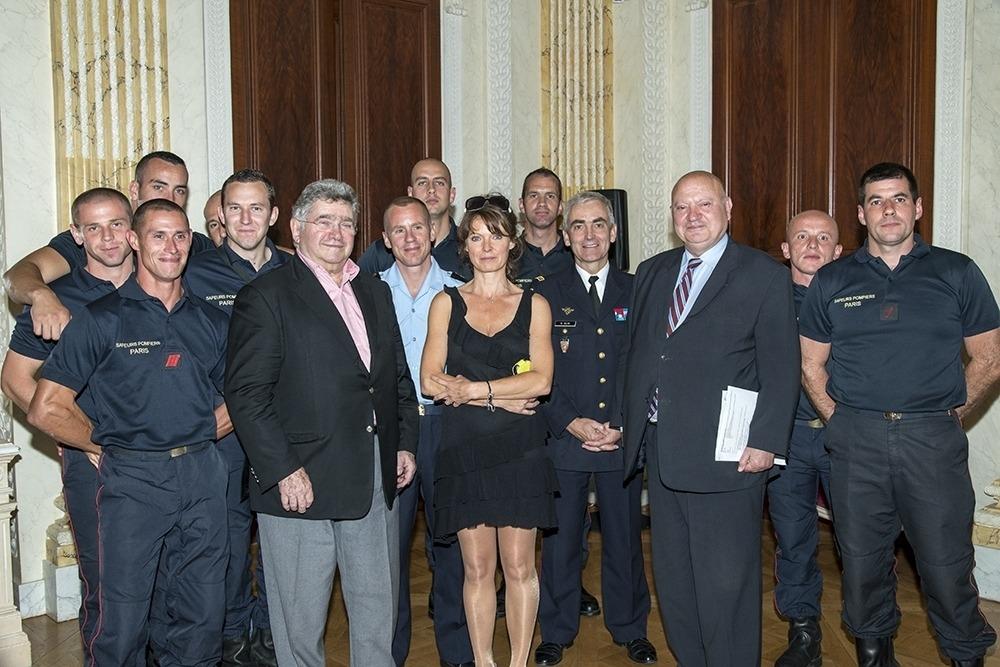 Les Pompiers de l'extrême, un film d'Anne DORR