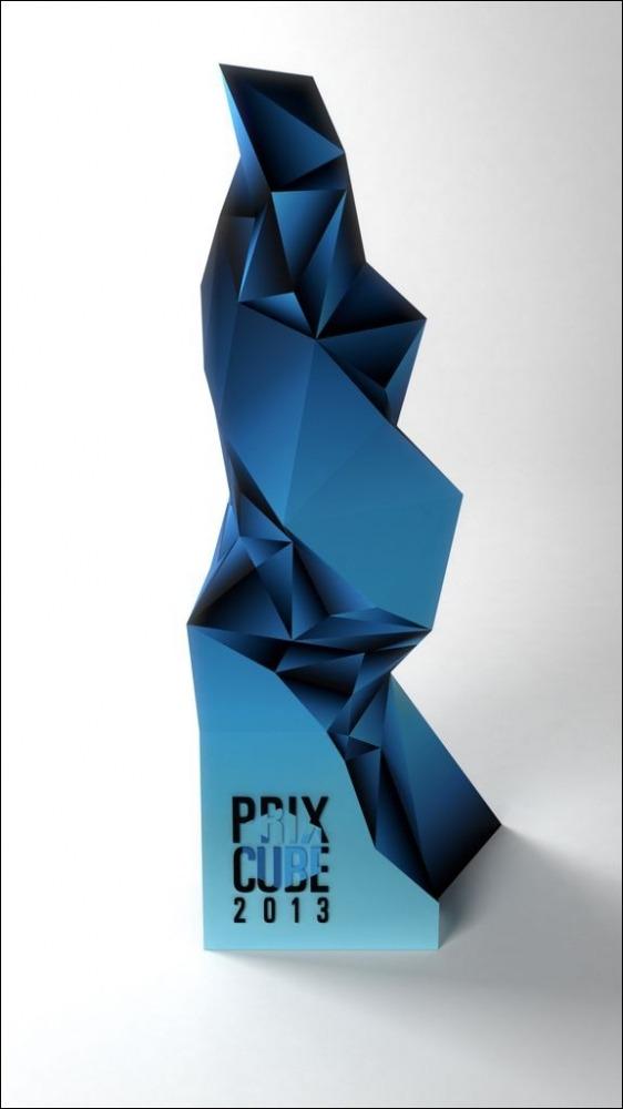 Trophée Prix Cube 2013