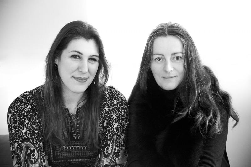 Céline Cléron et Sabine Pigalle