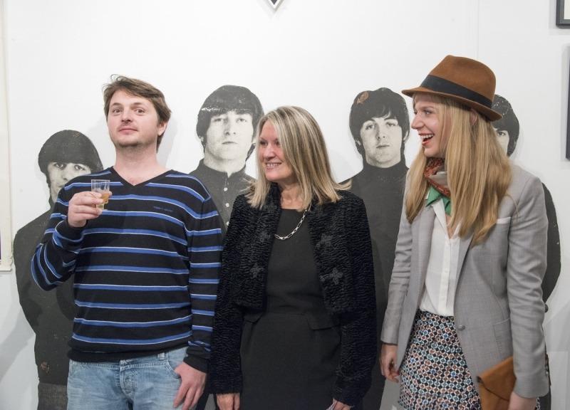La Beatlemania au Centre Culturel Christiane Peugeot
