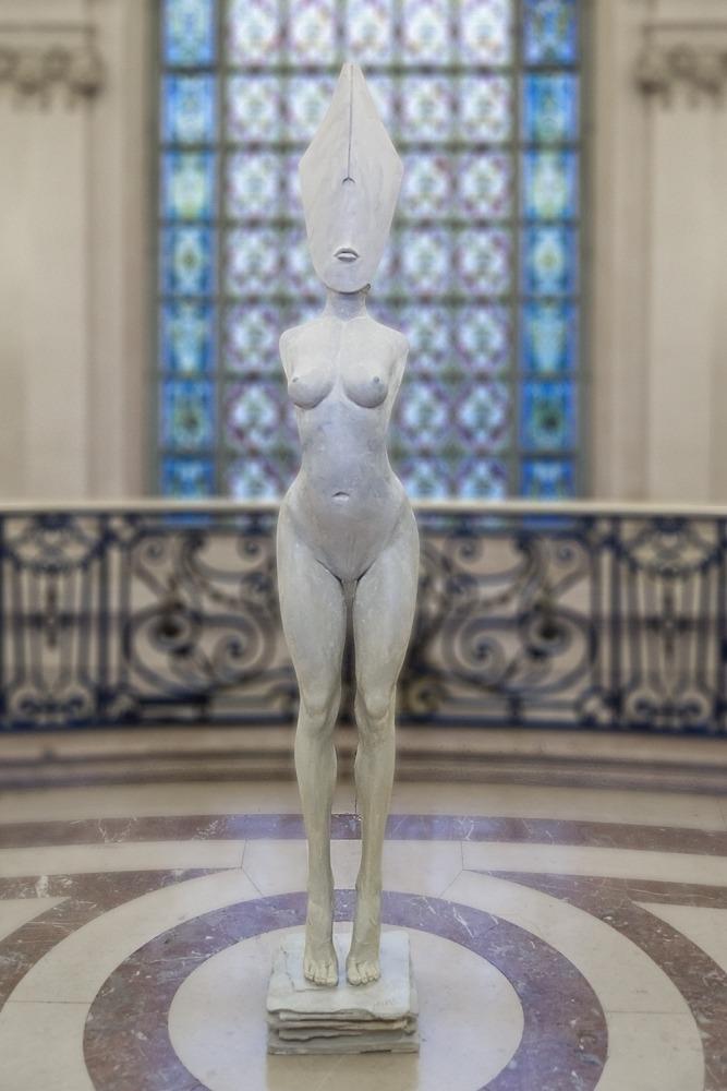 Kasper « Femme Plume »