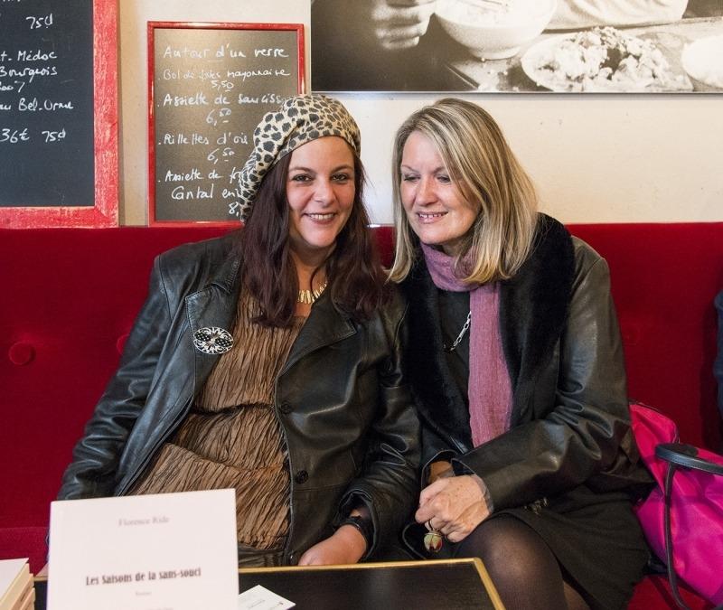 Florence Ride et Mylène Vignon