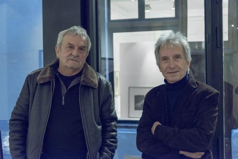 Jean-Louis Bertuccelli et Gilles Naudin