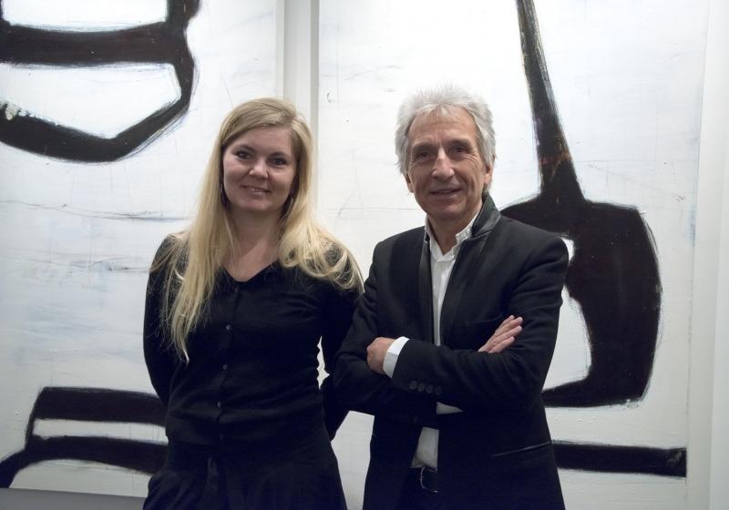 Sonja Koczula et Gilles Naudin