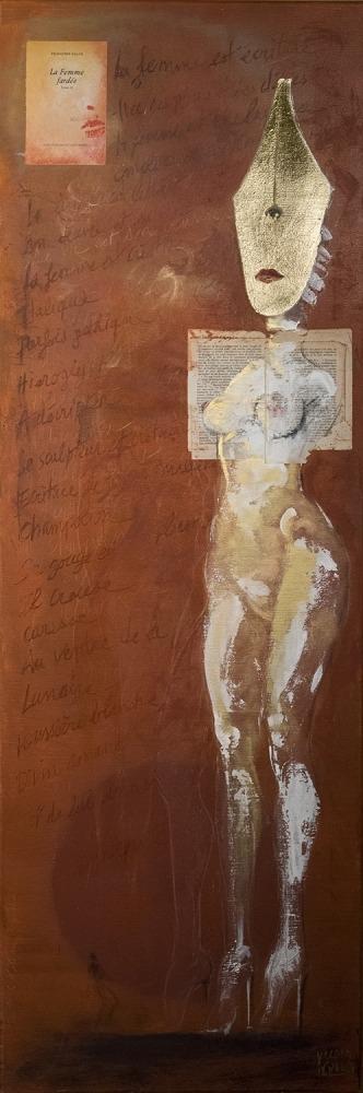 KASPER, 'La Femme Plume'