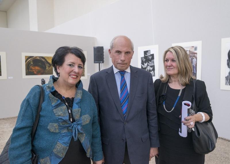Maria-Teresa BERTINA, Hervio et Mylène Vignon