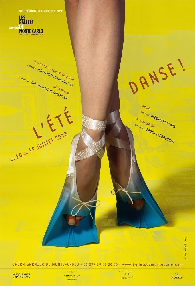 © Michal Batory pour les Ballets de Monte-Carlo
