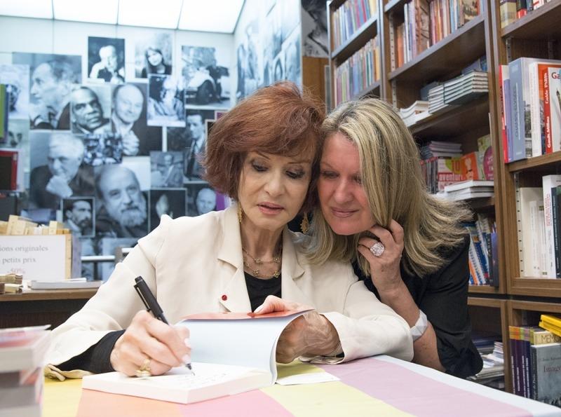 Vénus Khoury-Ghata et Mylène Vignon