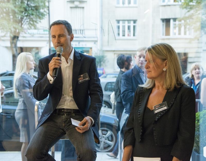 Mylène Vignon et Guillaume Luzé