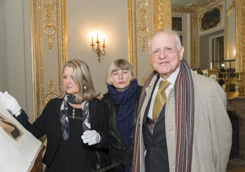 Mylène Vignon, Sophie Sainrapt et Henri-Hugues Lejeune