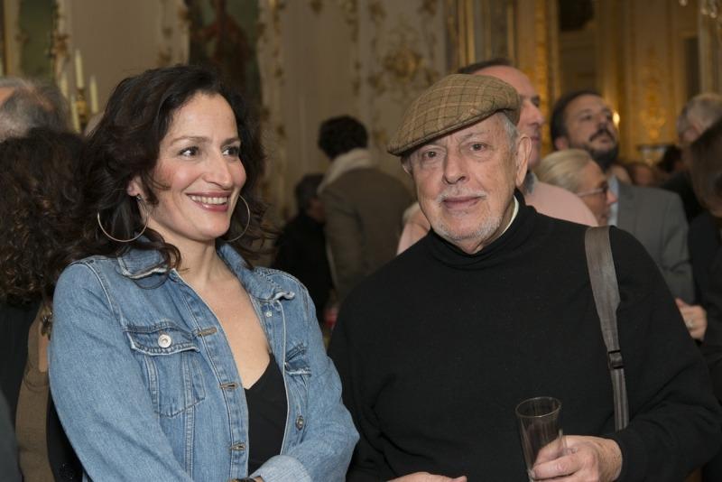 Catherine Imogène Etard et Constantin Xenakis