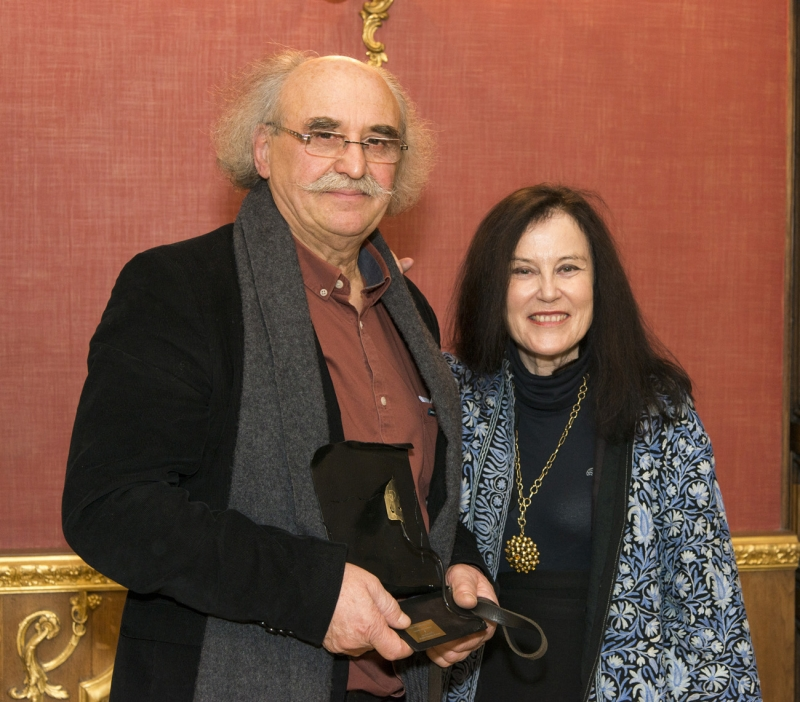 Christian Debat et Irène Frain