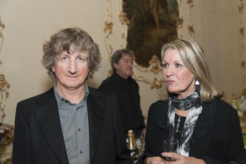 Woytek Konarzewski et Mylène Vignon