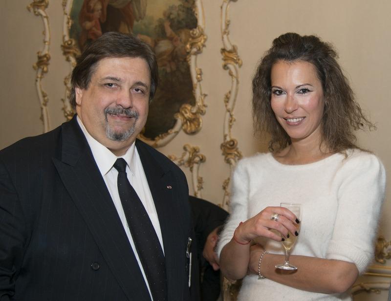 Jacques-Marie Ponthiaux et Aurélie Godefroy
