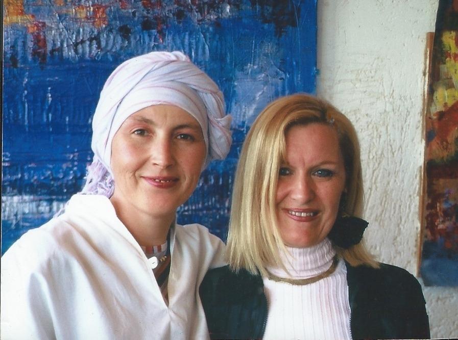 Michèle Philippe et Mylène Vignon