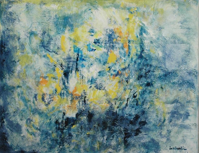 Jean-Claude BERTRAND, «Parfum de Nuit»