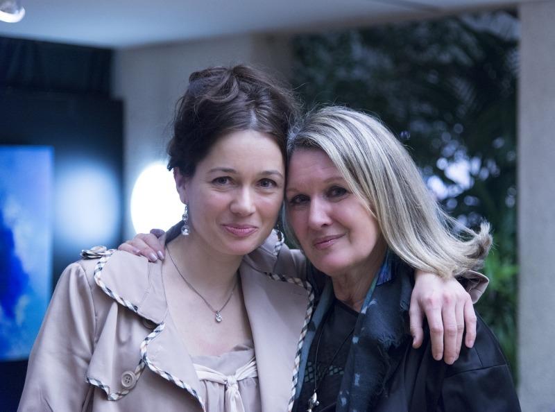 Stéphanie Reynaud et Mylène Vignon