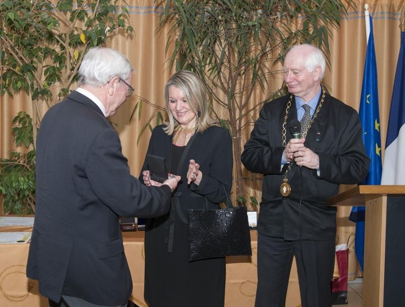 Mylène Vignon et Jean-Claude Baudry