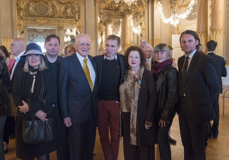 Mylène Vignon, Adrien Perreau, Henri - Hugues Lejeune, Christian Berst, Josette Rispal, Sophie Sinrapt et Eric Le Goff