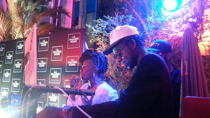 Aline Afanoukoé & Theophilus London Copyright EDLP