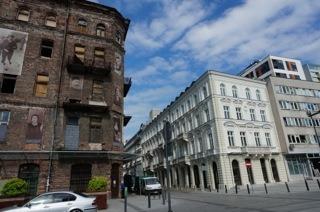 Próżna 2014, La rue la plus étrange de Varsovie