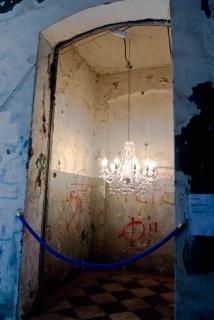 Próżna 2007, Le lustre
